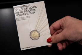 UE/Presidência: Uma moeda para perpetuar a presidência portuguesa no bolso dos europeus