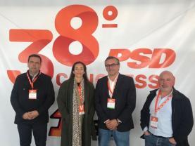 PSD/Lourinhã congratula-se com aprovação pelo Congresso Nacional da moção da Distrital Área Oeste