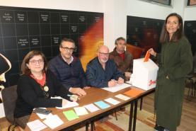 Mafalda de Taborda Lourenço é a nova presidente do PSD da Lourinhã