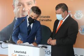 Autárquicas-Lourinhã: PSD e CDS assinaram acordo eleitoral e inauguraram sede de campanha