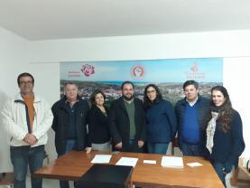Brian Silva reeleito líder do PS/Lourinhã e Olga Pereira preside à Concelhia das Mulheres Socialistas