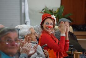 Associação Clowncare no arranque do Plano de Apoio à Intervenção em IPSS's do concelho da Lourinhã
