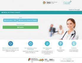 Saúde: Portal do Utente do Centro Hospitalar do Oeste entrou em funcionamento