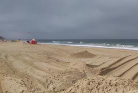 Lourinhã: Praia da Areia Branca-Foz galardoada com a bandeira azul nesta época balnear