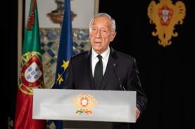 Covid-19: Presidente da República ouve hoje os partidos sobre possível fim do Estado de Emergência