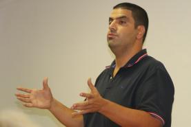 Renato Henriques é o candidato do Chega à Câmara Municipal da Lourinhã
