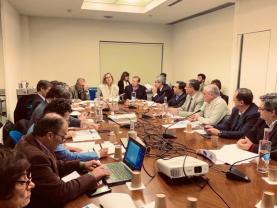 Governo debateu com autarcas do Oeste a execução do 'Portugal 2020'