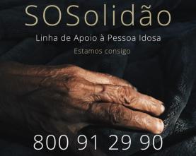 Linha SOSolidão detecta prevalência de problemas de saúde mental em idosos