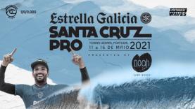 Surf: Circuito Mundial regressa a Portugal com o 'Pro Santa Cruz' na Praia do Mirante