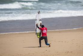 Liga Mundial de Surf confirma prova do circuito de qualificação na Praia de Santa Cruz em Maio