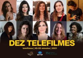 Daniela Ruah dirige telefilme da RTP rodado no concelho de Torres Vedras