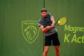 Tenista penichense Tiago Cação afastado do 'ATP Challenger 125 Oeiras Open'