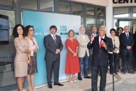 António Costa inaugura Unidade de Saúde Familiar no Bombarral mas evita novo Hospital do Oeste