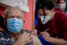 Covid-19: Nova fase de vacinação no Oeste começou no Sobral e segue para as Caldas e Alcobaça