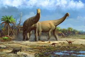 Ilustrador ucraniano vence Concurso Internacional de Ilustração de Dinossauros do Museu da Lourinhã