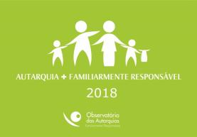 Bandeira 2018 'Autarquia + Familiarmente Responsável' entregue a três municípios do Oeste