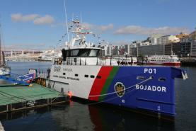 Maior embarcação de sempre da GNR para patrulhamento costeiro custou 8,5 milhões de euros