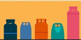 Covid-19: Preços máximos fixados para as garrafas de gás sobem a partir de amanhã