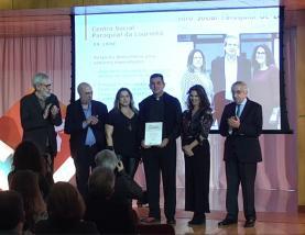 Centro Social Paroquial da Lourinhã foi vencedor da 7ª edição do Prémio BPI 'la Caixa' Seniores