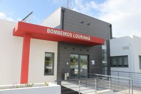 Município da Lourinhã e Associação dos Bombeiros Voluntários assinaram protocolo de colaboração no valor de 180 mil euros