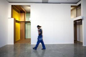 Artista plástico Carlos Bunga expõe trabalhos no MAAT - Museu de Arte, Arquitetura e Tecnologia