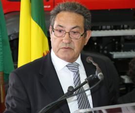 Carlos Horta reeleito presidente da direcção da Associação Humanitária dos Bombeiros Voluntários da Lourinhã