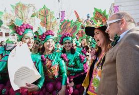 Carnaval de Torres Vedras distinguido com Menção Honrosa de Mérito Turístico