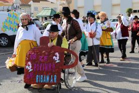 Carnaval assinalado em vários locais do concelho da Lourinhã