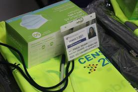 Censos 2021: recenseadores iniciam hoje distribuição das cartas com os códigos para responder ao questionário