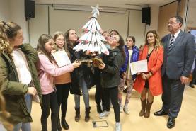 Lourinhã: entrega de prémios dos Concursos de Natal das escolas do concelho