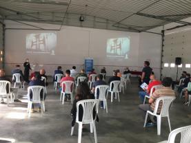 COVID-19: Marinha realiza acções de sensibilização junto de pescadores em Peniche