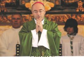 D. Nuno Brás é o novo Bispo do Funchal segundo avança o jornal JM Madeira