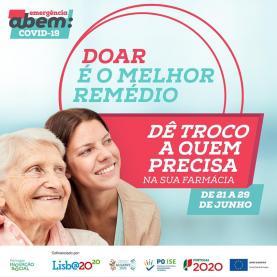 Lourinhã: Farmácia Quintans aderiu à 7ª Campanha 'Dê Troco a Quem Precisa' que decorre até dia 29
