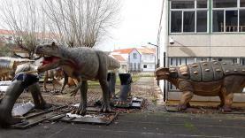 Vila da Lourinhã recebe primeiros modelos da 'Rota dos Dinossauros' a partir desta terça-feira