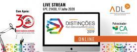 Distinções pelo Desenvolvimento Local da Lourinhã 2019 decorre esta sexta-feira em formato online