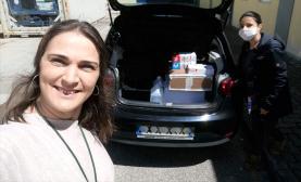Comunidade de empreendedores do Cowork Torres Vedras doa material ao Hospital de Torres Vedras