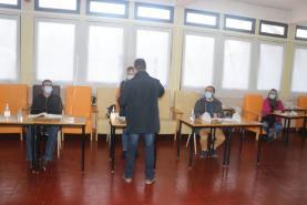 Presidenciais: Ministro Eduardo Cabrita agradece aos portugueses que integraram as mesas de voto