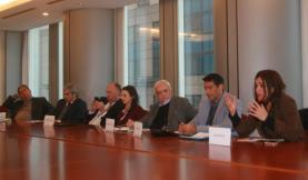 Eurodeputados portugueses apelam em Bruxelas à participação nas próximas Eleições Europeias a 26 de Maio