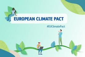 OesteSustentável designada Entidade Embaixadora para o Pacto Europeu do Clima
