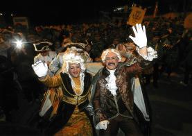 Carnaval de Torres Vedras de 2018 em exposição de fotografia na galeria municipal torriense