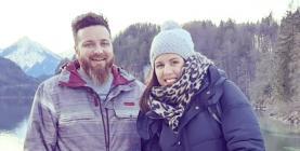DIÁSPORA-COVID-19: testemunho de Fábio e Ana Rita Pinto, de Ribamar, residentes na Alemanha