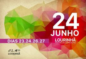 Lourinhã: cerimónias comemorativas do Feriado Municipal e Festas do Concelho decorrem entre 23 e 27 de Junho