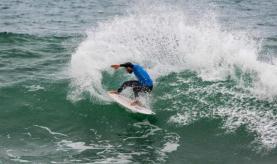 Surfista Frederico Morais conquistou 'Pro Santa Cruz'
