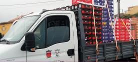 União de Freguesias da Lourinhã e Atalaia: doação de fruta a famílias carenciadas