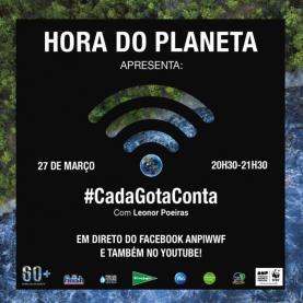 Hora do Planeta assinalada hoje em apenas quatro dos doze municípios do Oeste