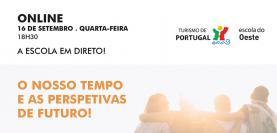 Escola de Turismo e Hotelaria do Oeste organiza webinar sobre 'Igualdade no Trabalho e Emprego no turismo'
