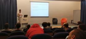 Torres Vedras: jovem eslovaco presente em conferência sobre 'Segurança na Web' na ESCO