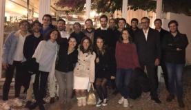 JSD Oeste organizou jantar solidário em Torres Vedras