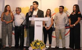 Chega apresentou candidatos às autárquicas no concelho em jantar convívio
