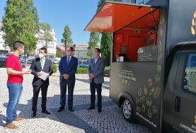 Secretário de Estado do Comércio, Serviços e Defesa do Consumidor visitou estabelecimentos aderentes ao projecto 'Buy Lourinhã'